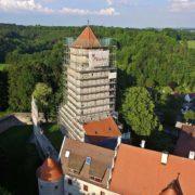 Niederalfingen Burg