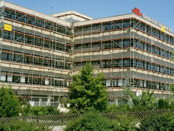 Schwaebisch Hall 1986