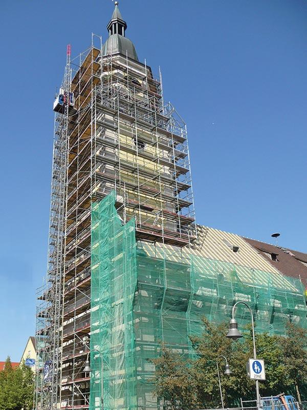 Crailsheim Rathaus 2009