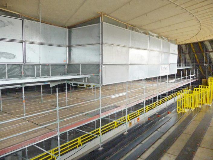 Ellwangen Rundsporthalle 2009