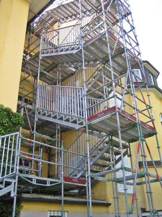 Schorndorf Nottreppenhaus 2008
