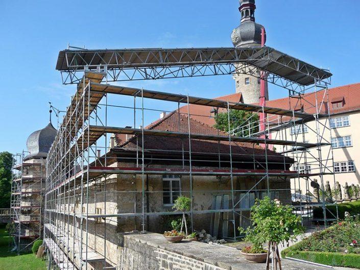 Weikersheim Schloss 2011